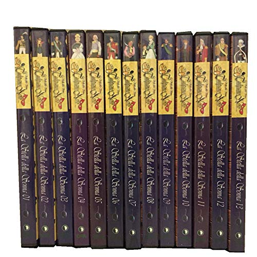 Il Tulipano nero - La Stella della Senna - Collezione completa 13 DVD - Editoriale DeAgostini