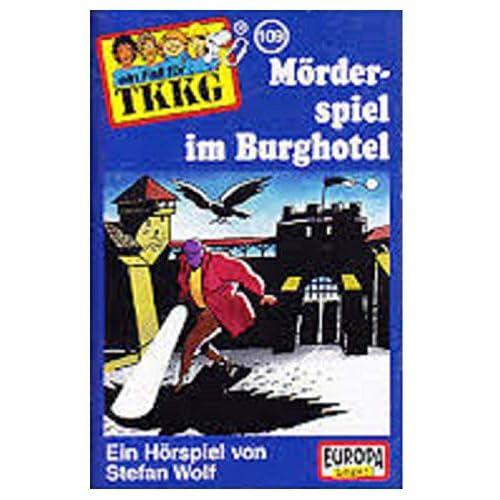 109/Mörderspiel im Burghotel