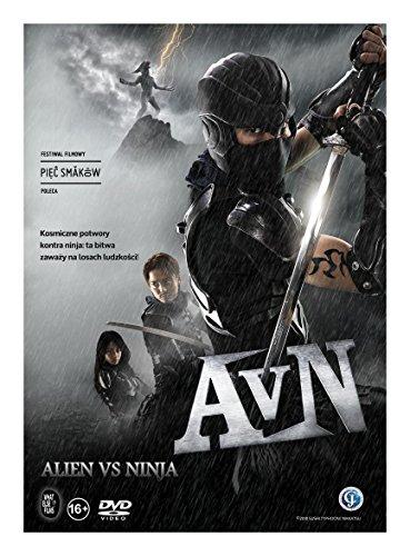 Alien Vs Ninja DVD LIMITED EDITION LENTICULAR SLEEVE Reino ...