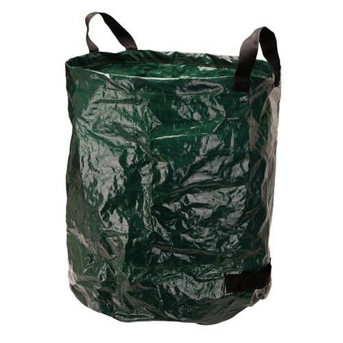 EMA C22952040 Sac de Detritus de Jardin Plastique Vert 270 L