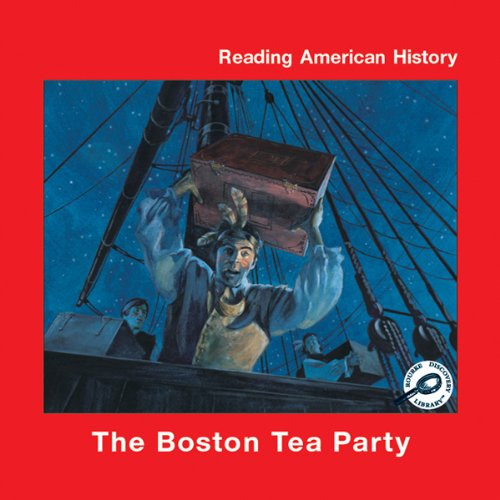 Couverture de The Boston Tea Party