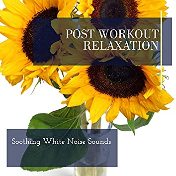 Post Workout Relaxation - Soothing White Noise Sounds