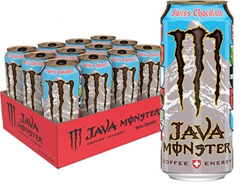 Java Monster Swiss Chocolate, Coffe…