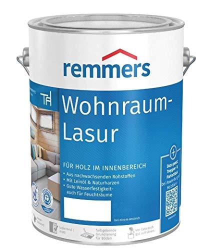 Remmers Woonruimte-lazuur - wit 750ml