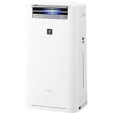 シャープ 加湿 空気清浄機 プラズマクラスター 25000 ハイグレード 13畳 / 空気清浄 23畳 2017年モデル ホワイト KI-HS50-W