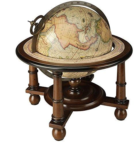 Authentic Models - Mercator Globus, Navigatoren Globus, Tischglobus - Tischmodell