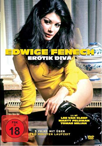 Edwige Fenech-Erotikdiva [Alemania] [DVD]