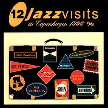 12 Jazz Visits in Copenhagen 1996