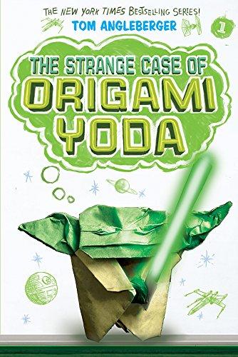 Strange Case of Origami Yoda (Origami Yoda #1)