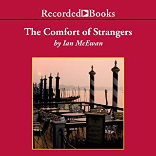 The Comfort of Strangers audiobook cover art