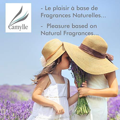 Camylle – Brume de Hammam – Emulsion von Ätherischen Ölen für Dampfbad – Lavendel – Entspannend – 250ml - 5