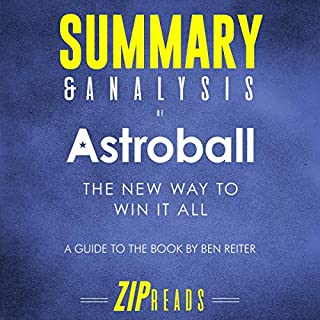 Summary & Analysis of Astroball cover art