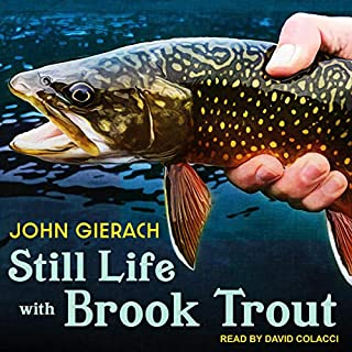 Still Life with Brook Trout audiobook cover art