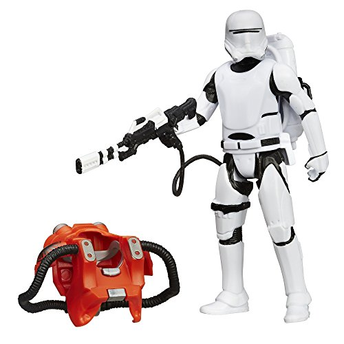 Star Wars The Force Awakens 3.75-Inch Space Mission Armor First Order Flametrooper Figure