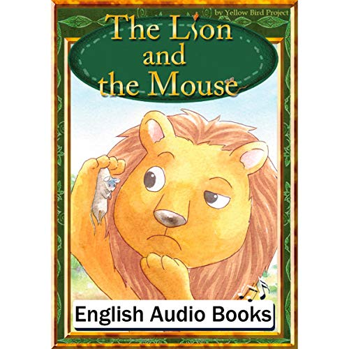 『The Lion and the Mouse(ライオンとネズミ・英語版)』のカバーアート