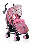 Cosatto Supa 2018 Baby Stroller, Suitable from Birth to 25 kg, Happy Stars