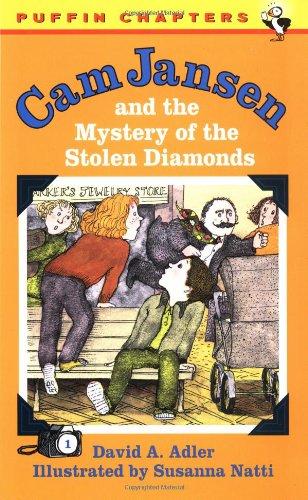 Cam Jansen: The Mystery of the Stolen Diamonds #1の詳細を見る