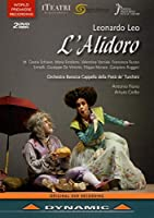 Leonardo Leo: L'Alidoro [DVD] [Import]