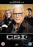 CSI - Crime Scene Investigation - Season 15