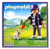 Milka Edición Limitada Playmobil 2020-70289 Hombre con Conejo