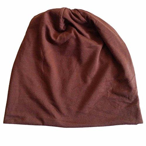 Caps Fashion Bonnet Bonbons Couleur Hip-Hop Rock Unisex Hommes Femmes Slouchy Ski