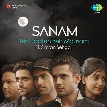 Yeh Raaten Yeh Mausam - Single