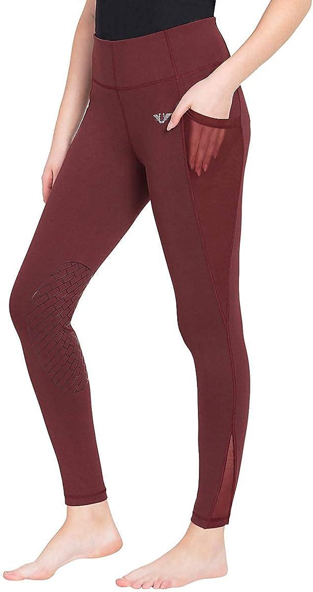 Over item handling ☆ TuffRider Popular brand in the world Ladies Minerva EquiCool Tights