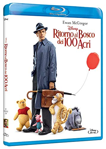 Ritorno al Bosco dei 100 Acri ( Blu Ray)