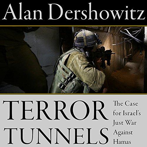 Terror Tunnels audiobook cover art