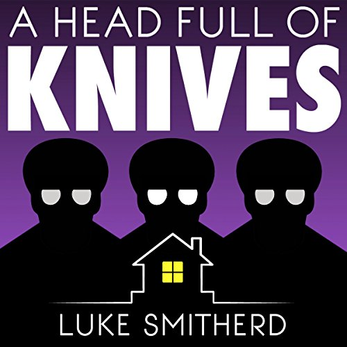 A Head Full of Knives: An Urban Fantasy Novel cover art