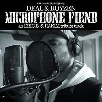 Microphone Fiend