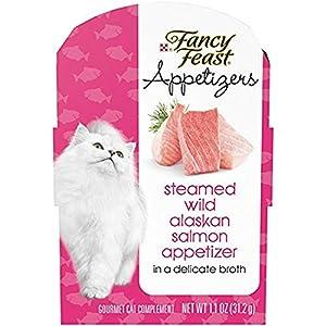 Purina Fancy Feast Appetizers Adult Gourmet Wet Cat Food Complement