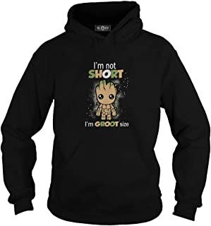 I'm Not Short I'm Groot Size T-Shirt