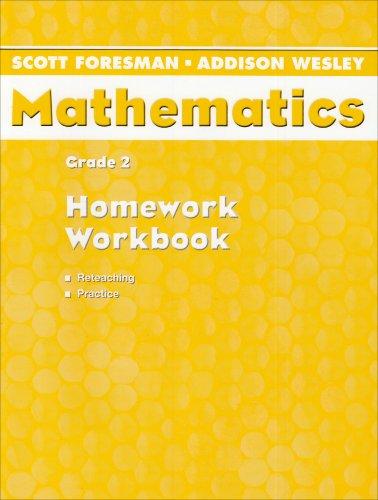 Mathematics: Grade 2 Homework Workbook