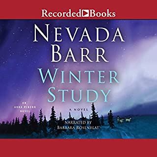 Winter Study audiobook cover art