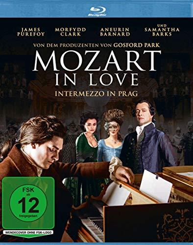 Mozart in Love - Intermezzo in Prag [Blu-ray]