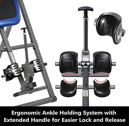 Product Image 4: Innova ITM4800 Advanced Heat and Massage Inversion Table