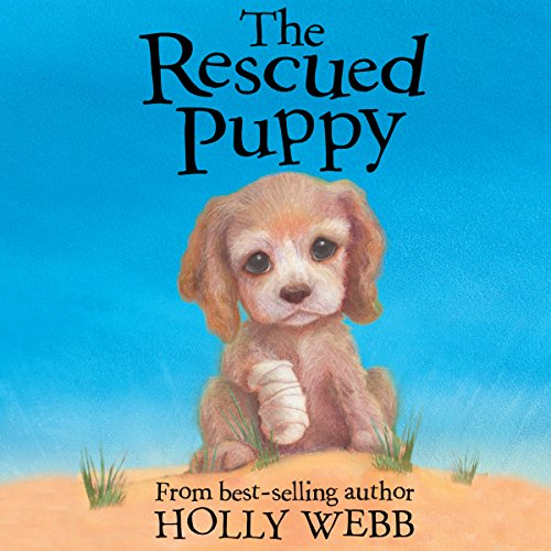 The Rescued Puppy audiobook cover art