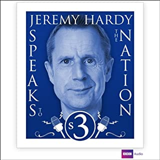 Jeremy Hardy Speaks to the Nation: Series 3 cover art
