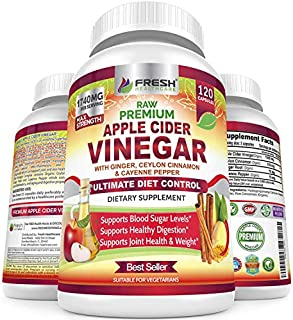 apple cider vinegar pills for weight loss by FRESH HEALTHCARE