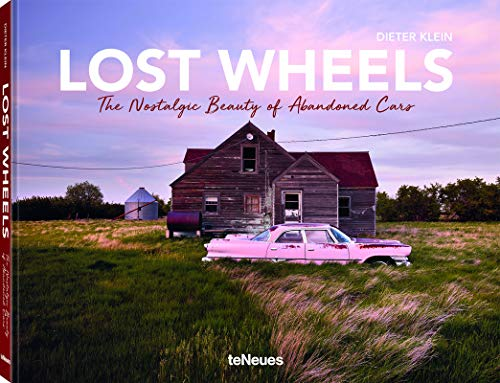 Lost Wheels: The Nostalgic Beauty of Abandoned Cars (Photography)