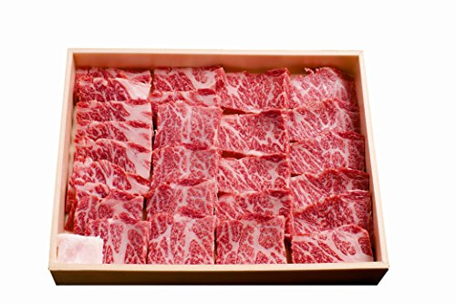 A5等級 飛騨牛 焼肉用 カルビ 霜降り 2kg 個体識別番号付き 去勢なし(未出産のメス牛)【2段箱×2】