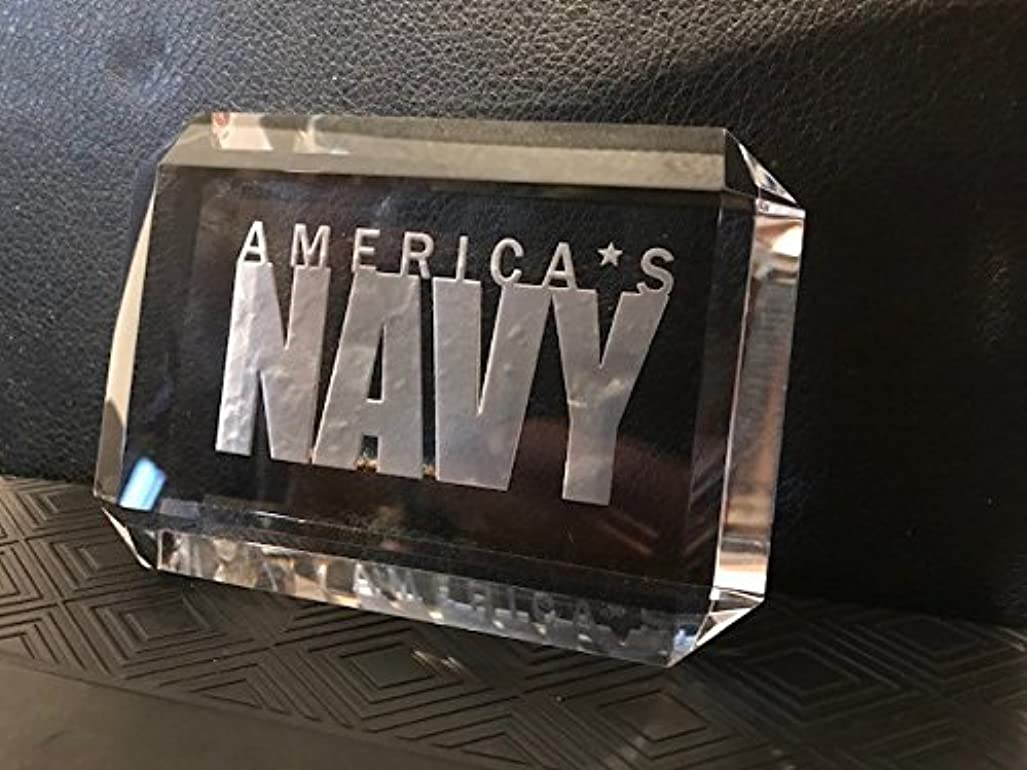 リース化粧メディアAmerican Navy Paperweight