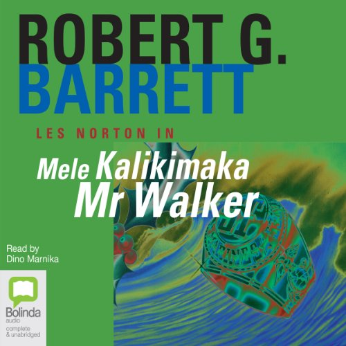 Mele Kalikimaka Mr. Walker audiobook cover art