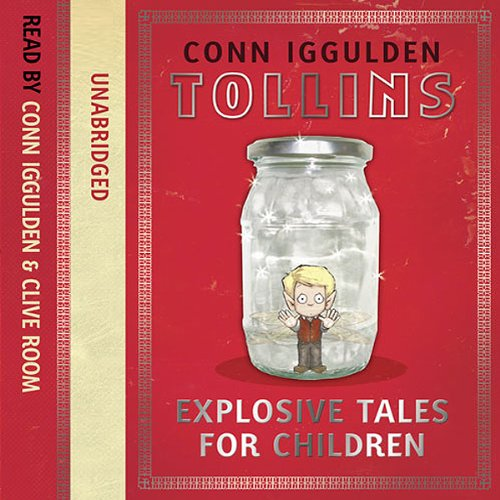 Tollins audiobook cover art