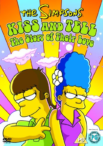 Simpsons Kiss And Tell [UK Import]