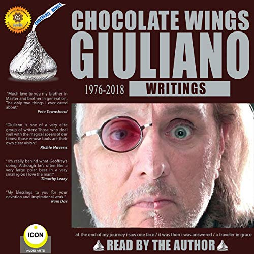 Chocolate Wings: Writings 1976-2018 cover art