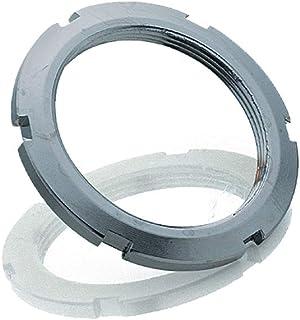 Miche Unisex Sprocket Lockring - Silver