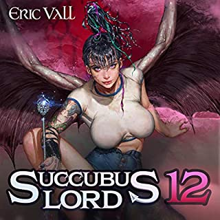 Succubus Lord 12 cover art