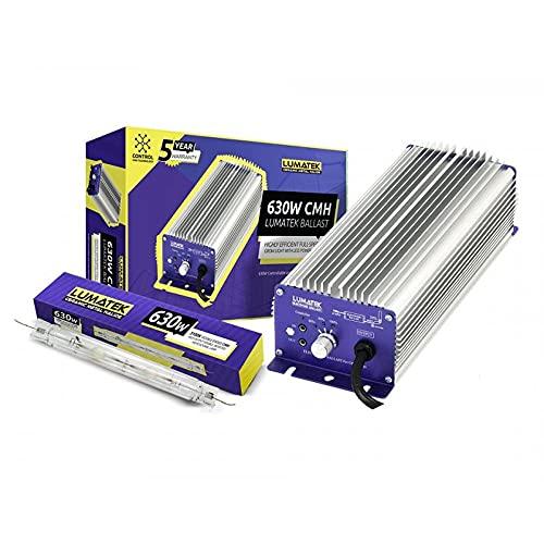 Kit de Iluminacion Lumatek 240v CMH-LEC 630W Controlable + Lamp 31K